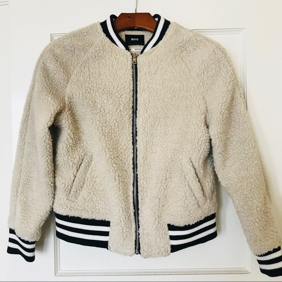 """abfc1f61d Urban Outfitters BDG """"Hackney"""" Bomber Jacket"""